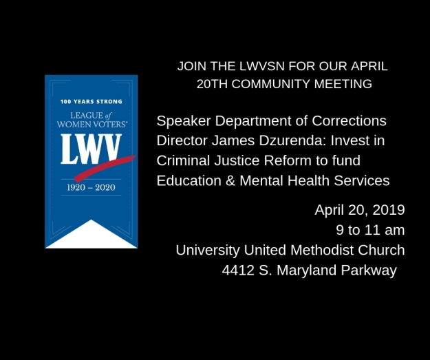 JOIN THE LWVSN FOR OUR APRIL 20TH COMMUNITY MEETING-4