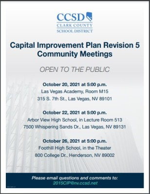 CIP Revision 5 - Public Input Flyer